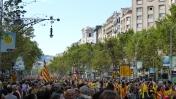11 Setembre la via catalana