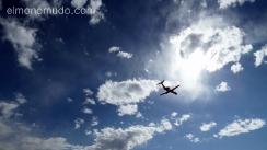 spotting fotografiando aviones en el aeropuerto de barcelona el prat