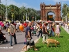 Barcelona 11 Sept 2009