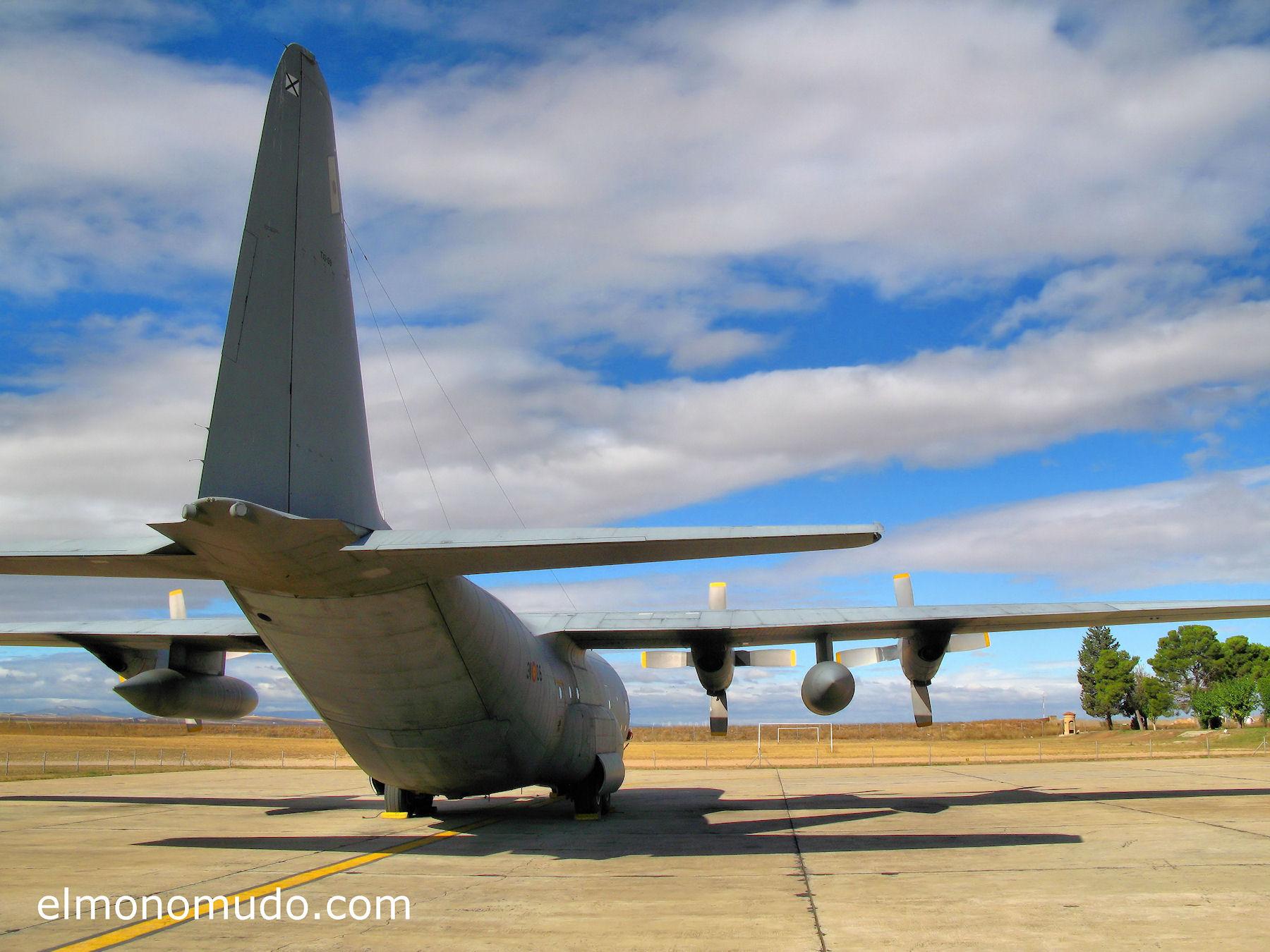 Base aérea de Zaragoza