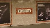Alexanderplatz, metro, Berlin