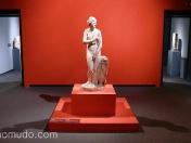 estatua griega en pergamomuseum