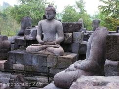 Imagenes de Buda-Borobudur- Yogyakarta-Java-Indonesia