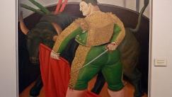 torero.museo de antioquia.medellin.colombia.botero