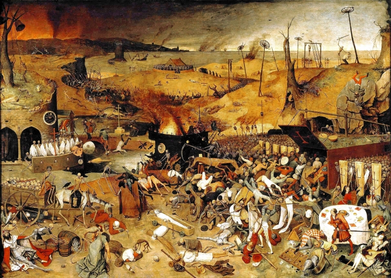 the-triumph-of-death-bruegel