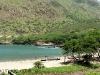 Playa en Tarrafal. Isla de Santiago. Cabo Verde