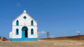 Capilla de Pedra de Lume. Sal. Cabo Verde