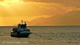 Atardecer en Mindelo. Sao Vicente. Cabo Verde