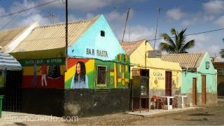 Bar Rasta. Santa Maria. Sal. Cabo Verde