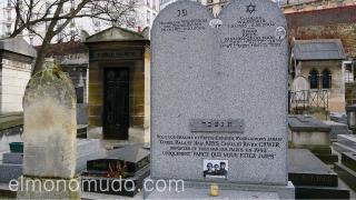 Victimas del Holocausto.