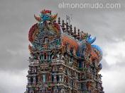 Templo totalmente kitsch