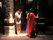 Oración el el templo