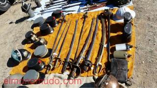 cascos-sables-militares-feria-antiguedades-de-cardedeu-barcelona