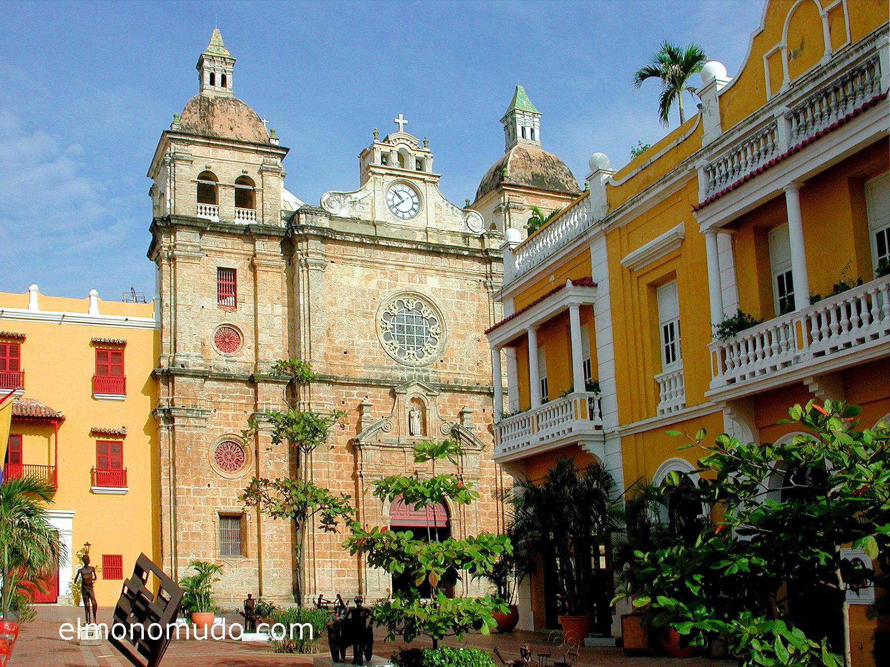 Cartagena de indias en colombia un lugar para perderse - Arquitectura cartagena ...