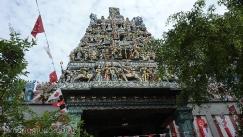 Little India,Hindu Temple,Singapore