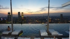 Piscina,Marina Bay Sands,Singapore