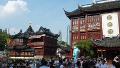 Parque Yuyuan,Shanghai