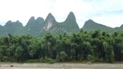 Crucero rio Lijiang,Guilin