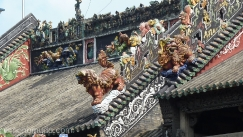 Templo familia Chen,Guangzhou