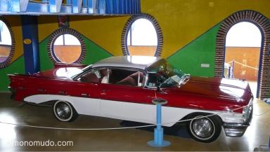 museo de la moto y el coche clasico. hervas.caceres