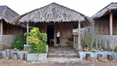 alojamiento basico. cabaña.cabo de la vela.la guajira.colombia