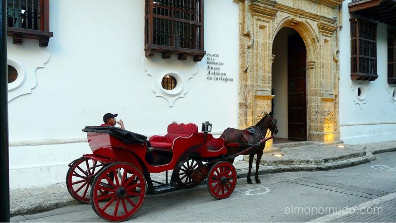 palacio de la inquisición. cartagena de indias.colombia