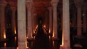 Cisterna Basilica, Estambul