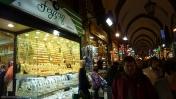 Calle del oro Gran Bazar Estambul