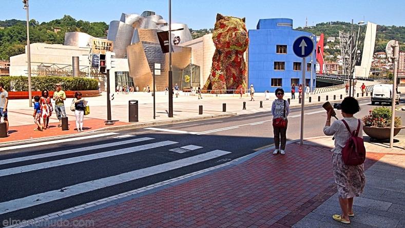Guggenheim Bilbao 2013