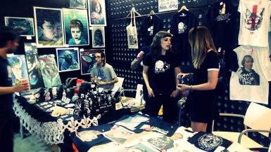 Horror Market en Barcelona