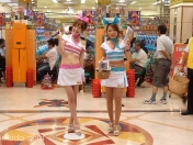 Pachinko Girls, Ueno, Tokio