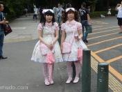 Harajuku Girls, Tokio