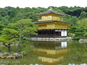 Golden Pavillon, Kyoto