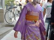 Geisha, Pontocho, Kyoto
