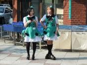Girls, Shinsekai, Osaka