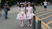 Japanese girls Sweet Lolita