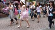 Japonesa estilo Lolita
