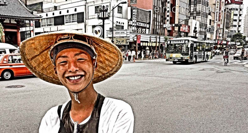 Japon Sonreira de nuevo