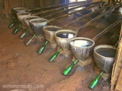 destileria artesanal, lago inle, myanmar