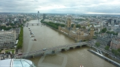 Big Ben from London Eye
