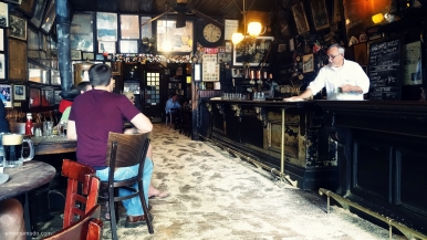 McSorley's Old Ale House. New York City