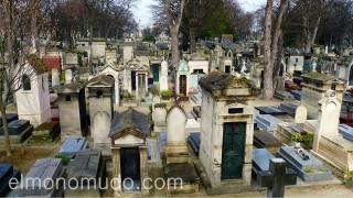 Cementerio de Montmartre.Paris