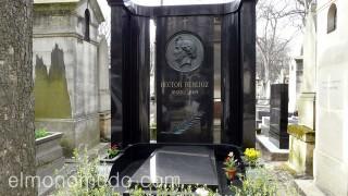 Tumba de Hector Berlioz.