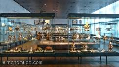 sala mesoamérica. museo etnológico de berlín
