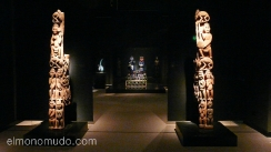 objetos rituales africanos.museo etnológico de berlín