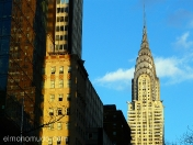chrysler building. new york