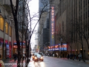 radio city music hall.new york
