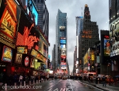 times square. new york