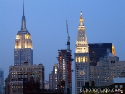 empire state building.new york