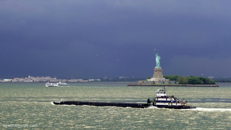 Statue of Liberty.New York